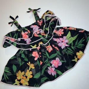 Children's place Hawaiian print dress